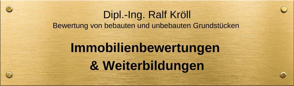 Dipl. Ing. Ralf Kröll